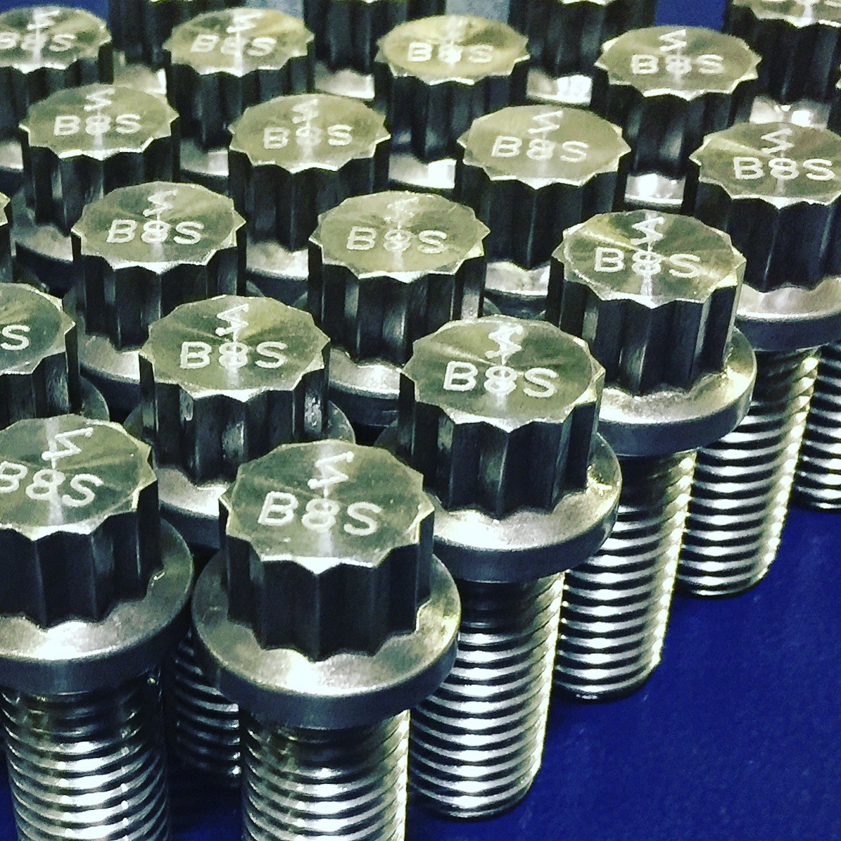 5/8(11) x 1.50 12point Flange Screw Nitronic 60
