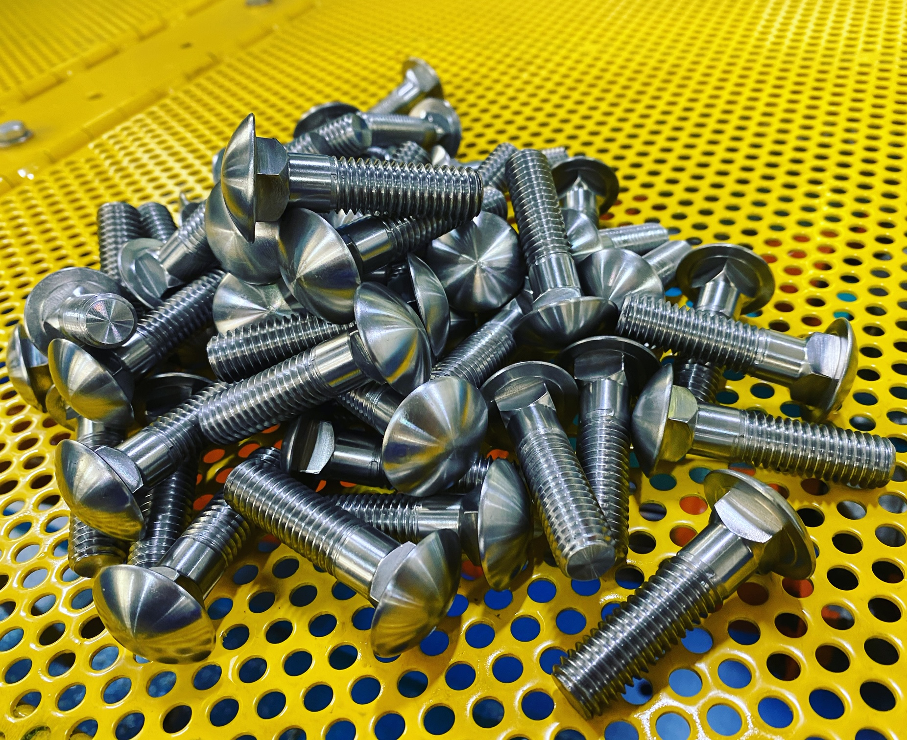 1/2(13) x 3.00 stainless carriage bolt