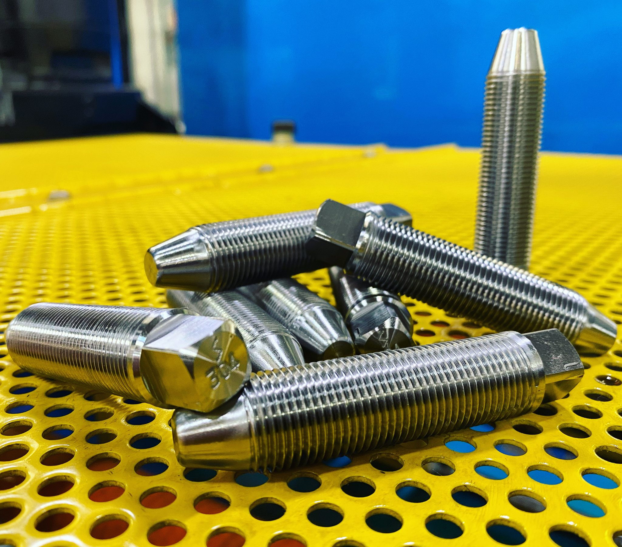 M18 stainless set screw